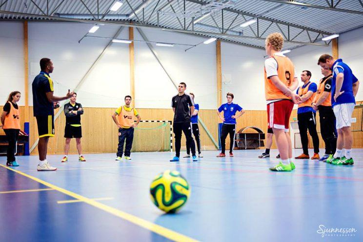 Futsal utbildning 2015 Malmö